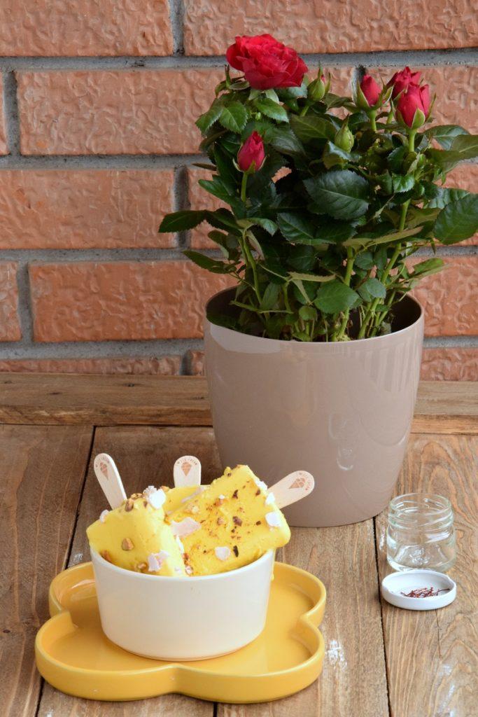 parfait zafferano meringa rose (uova)