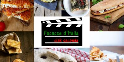 FOCACCE D'ITALIA